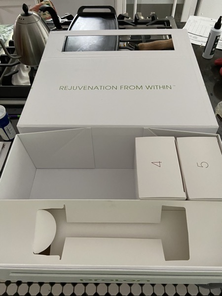 prolon kit box